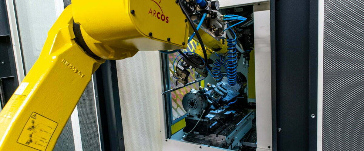 Robotic Finishing Systems: discover all our machineries | Arcos