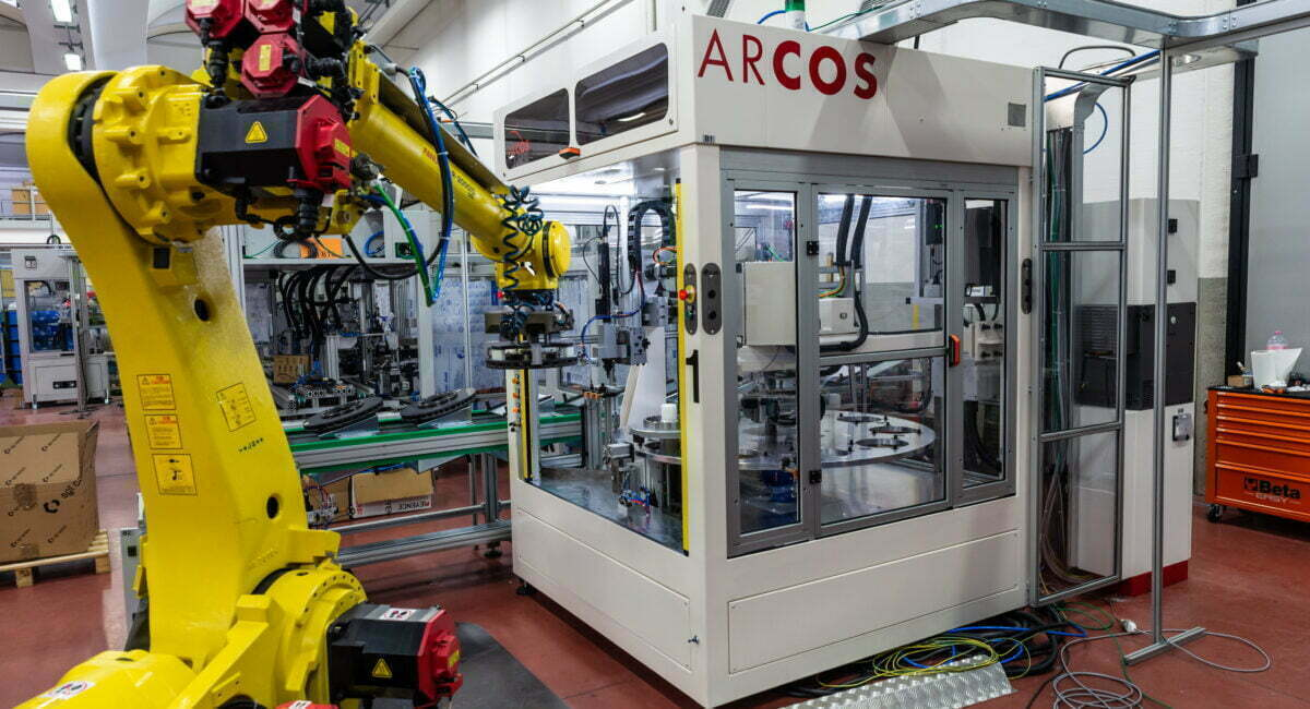 Automated Finishing: the impacts of robotics in the industry | Arcos