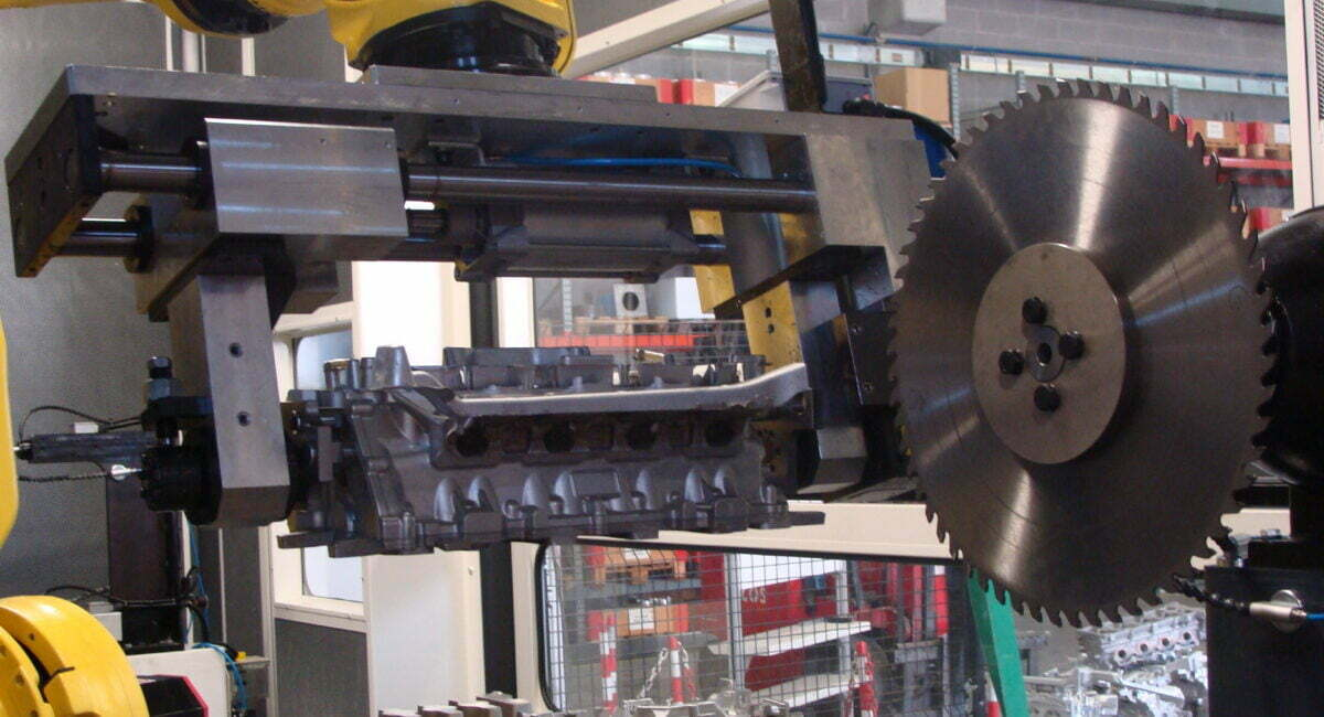 Robotic Cutting Machine: discover the different types of cutting systems